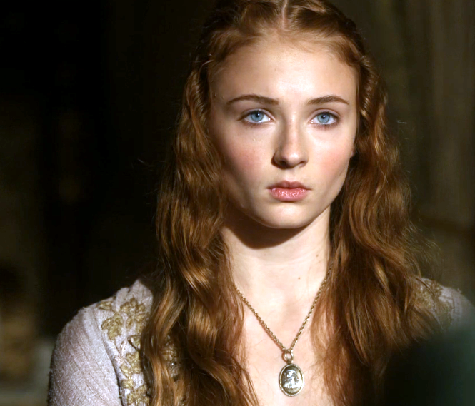 Sansa Stark of Winterfell (...or is she?)