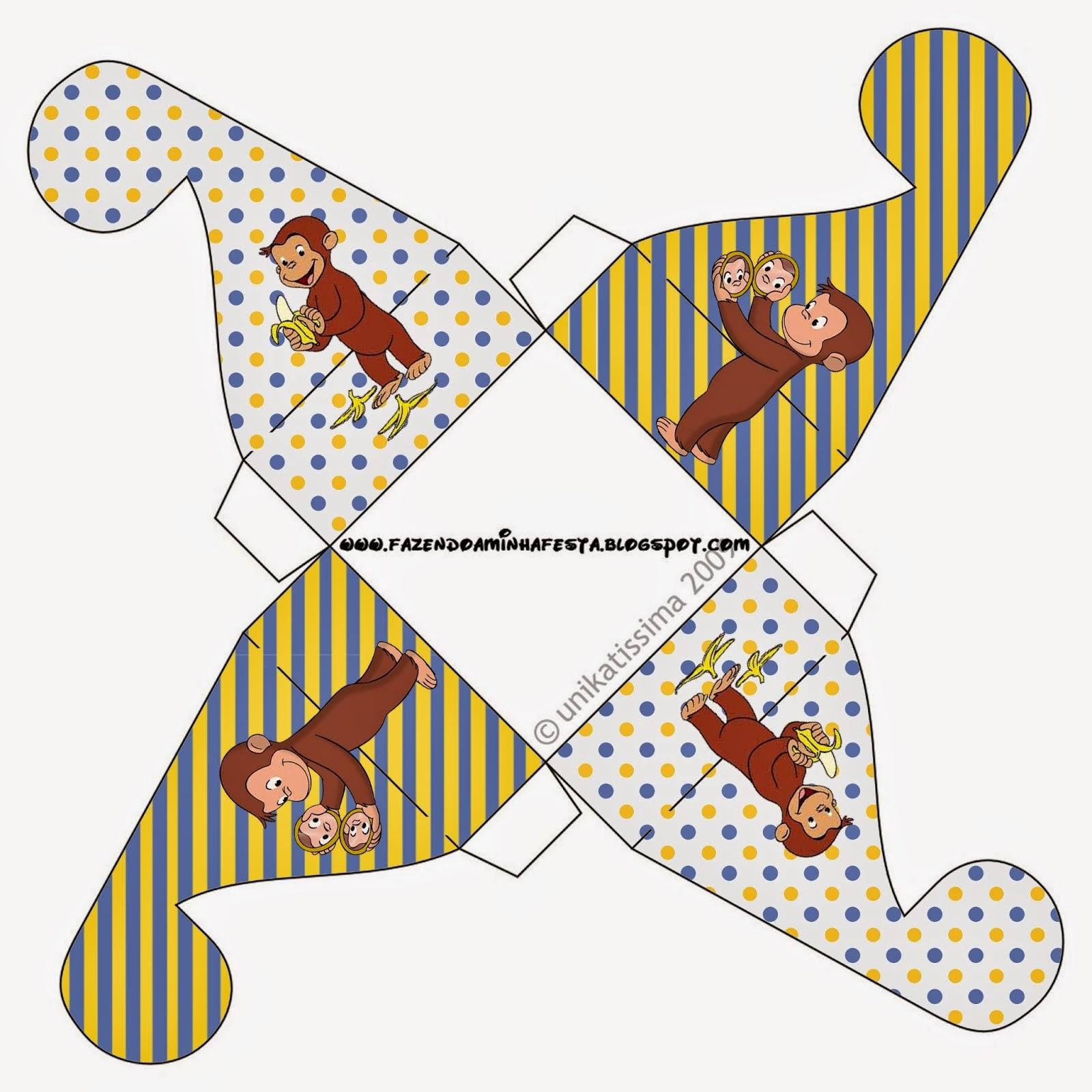 Increíble Páginas Para Colorear De George Curioso Colección de ...