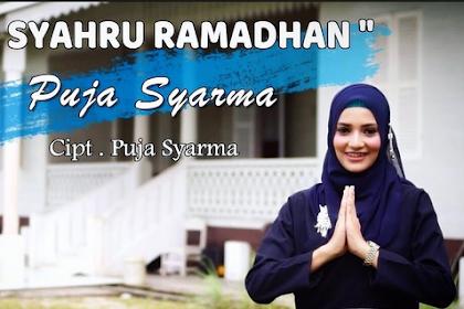 Video Dan Lirik YA SYAHRU RAMADHAN - PUJA SYARMA