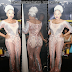 #S*xy Or Trashy: Toyin Lawani Rocks See-Through Outfit To Celebrate Birthday,