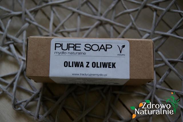 Herbs&Hydro - Mydło w kostce Oliwa z oliwek