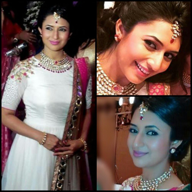 show stopper of the night  divyanka tripathi ,   gorgeous ,  speechlesss ,  now ords ,  princess just lam ded from heaven ,  my heart goes zoom m ,