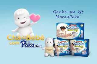 Promoção Chá de Bebê Poko-Chan