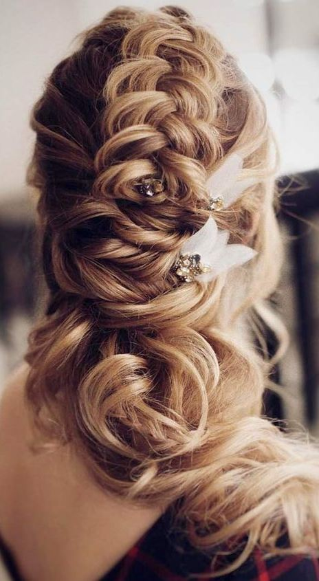 42 BEST HAIRSTYLES FOR WEDDINGS AND PROM NIGHT