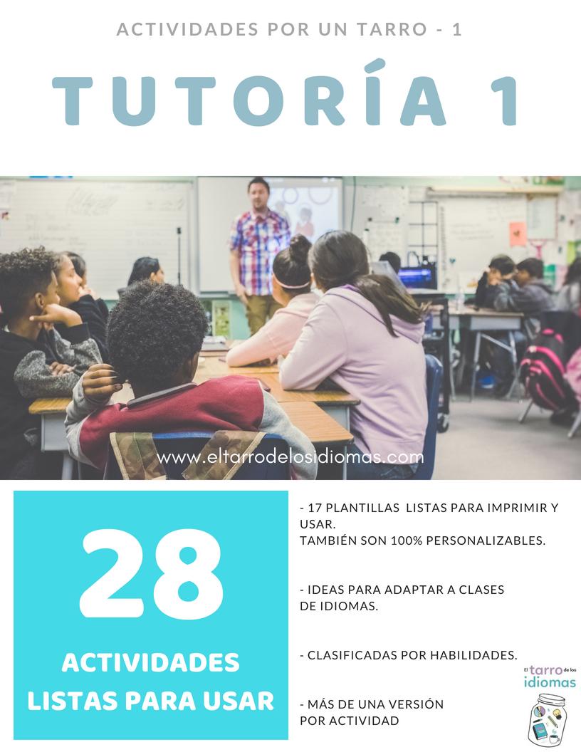 Actividades para tutoría en primaria y secundaria - El tarro de los ...