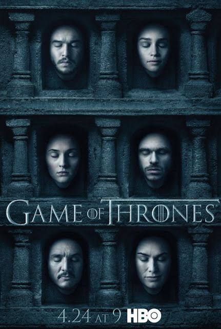 Poster Game Of Thrones Sezonul 6