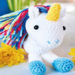 http://www.topcrochetpatterns.com/free-crochet-patterns/amigurumi-unicorn