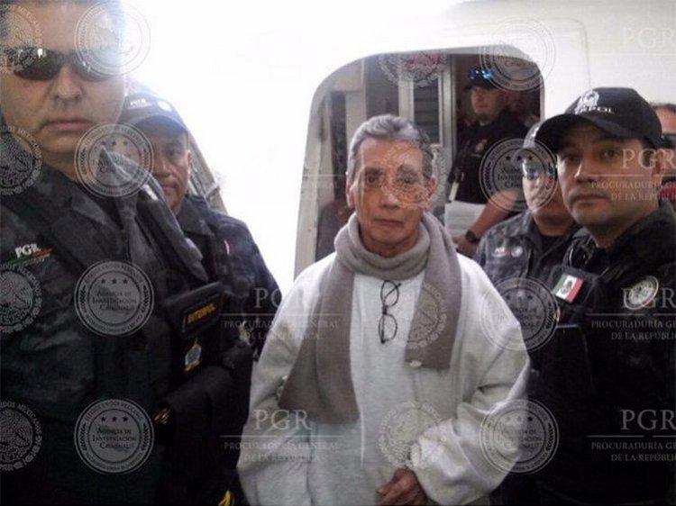 """Llega a México Mario Villanueva el ex Gobernador que operaba para """"El Señor de los Cielos"""" Amado Carrillo"""