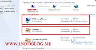 Cara Membuat Koneksi Jaringan WiFi Sendiri di Windows 7