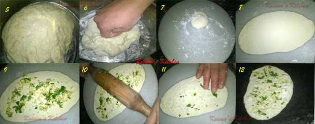 How to make naan without yeast tandoor