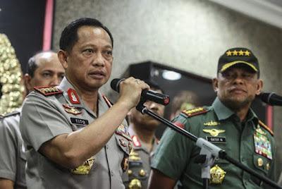 Berita Kompas Tahun 2015 Ini 'Skak Mat' Kapolri terkait Alasan Larangan Aksi 2 Desember
