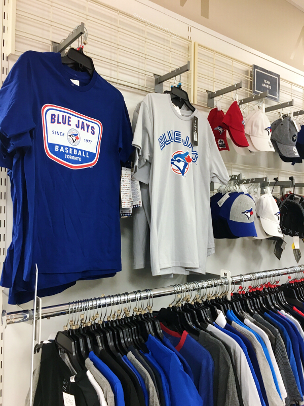 Toronto Blue Jays baseball gear - Tori's Pretty Things Blog