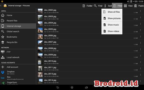 File Commander Premium Full Apk v3.9.14896 Gratis Terbaru