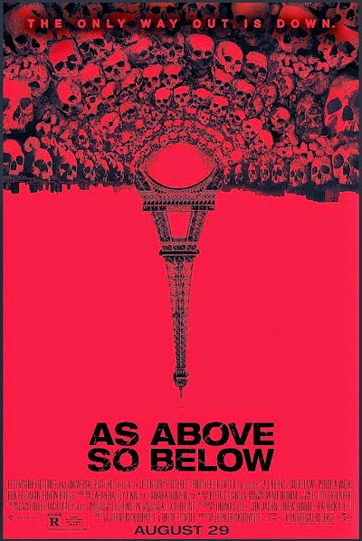 As Above, So Below (2014) BluRay 480p & 720p