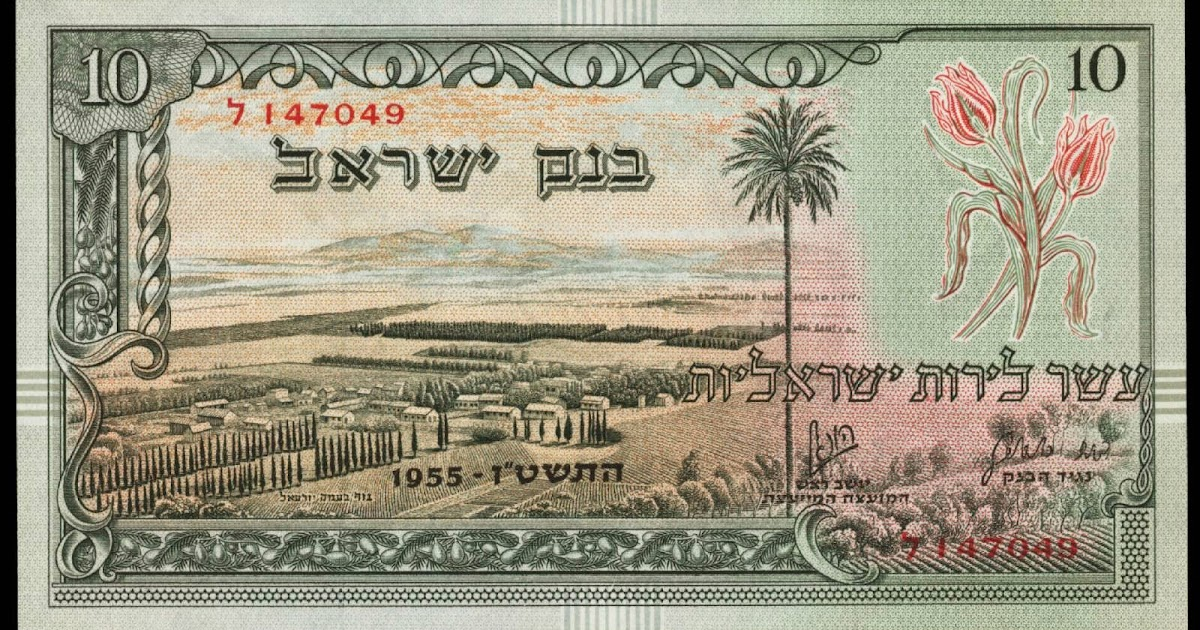 what is the name of israeli money