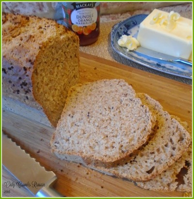 Spelt & Quinoa Loaf by Only Crumbs Remain