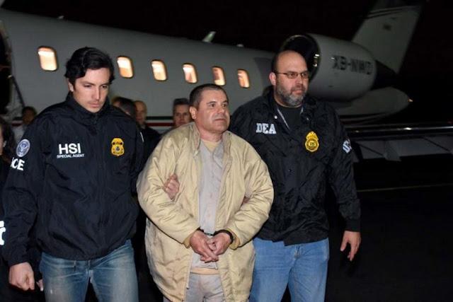 Habla El Chapo Guzmán y dice no cooperara con gobierno de EU