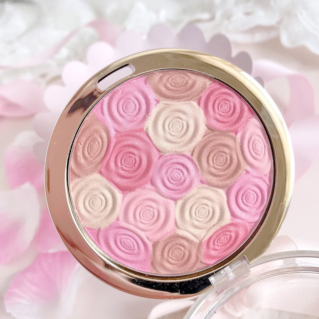 Milani Rose Illuminating Face Powder | Beauty's Touch
