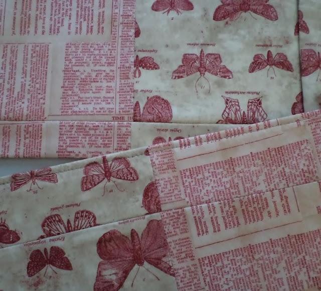 Tim Holtz fabrics