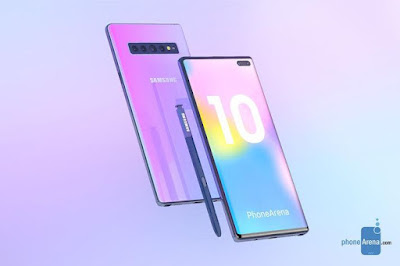 Samsung Galaxy Note 10 Full Specifications