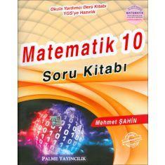 Palme 10.Sınıf Matematik Soru Kitabı (2016)