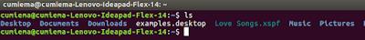 Perintah dasar pada OS Linux Ubuntu