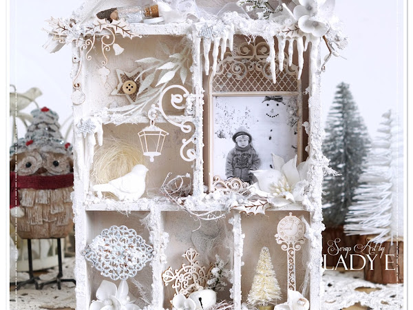 Winter Shadow Box & Workshop in Ireland