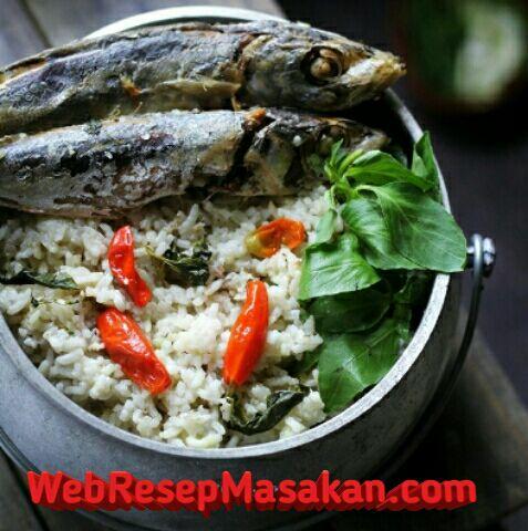 Nasi liwet sunda, Resep Nasi Liwet Sunda,