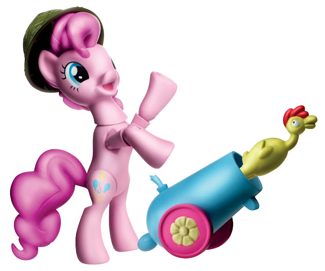 Guardians of Harmony Pinkie Pie Canon Figure