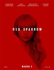 pelicula Operación Red Sparrow