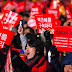 Hundreds of thousands of South Koreans rally to demand Park Geun-hye's ouster