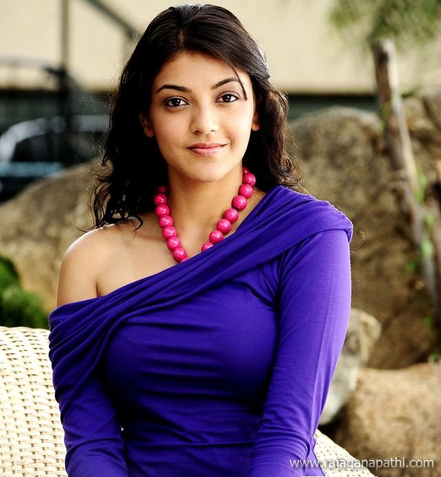 Actress Kajal Agarwal Cute New Photos Collection  Gateway To World Cinema-5373