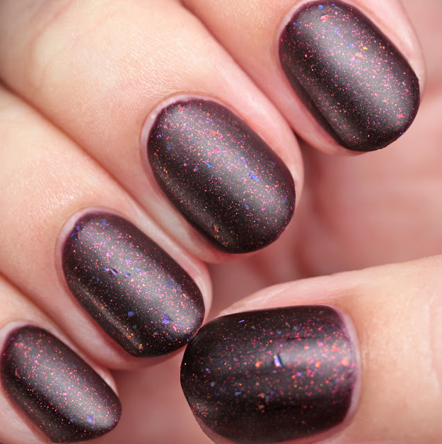 Supernatural Lacquer Moon's Out, Brooms Out!