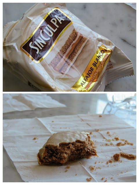 Sinculpa Alfajor Blanco