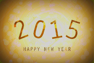 Une belle et heureuse année 2015 ! 5 bonnes résolutions et un peu de mauvaise foi...