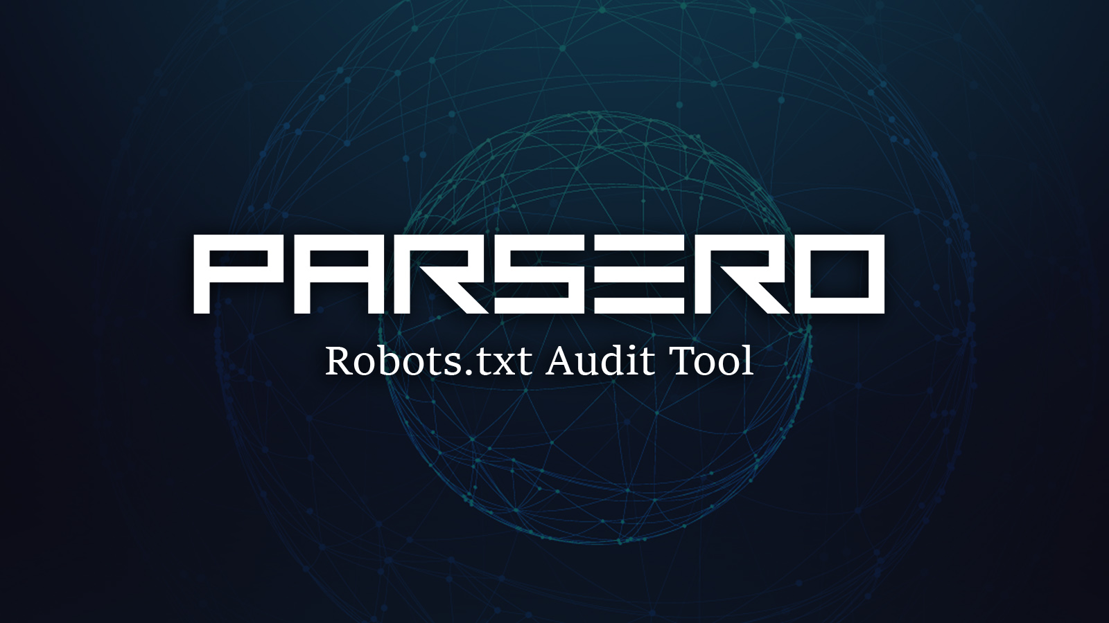 Parsero - Robots txt Audit Tool - Hacking Reviews