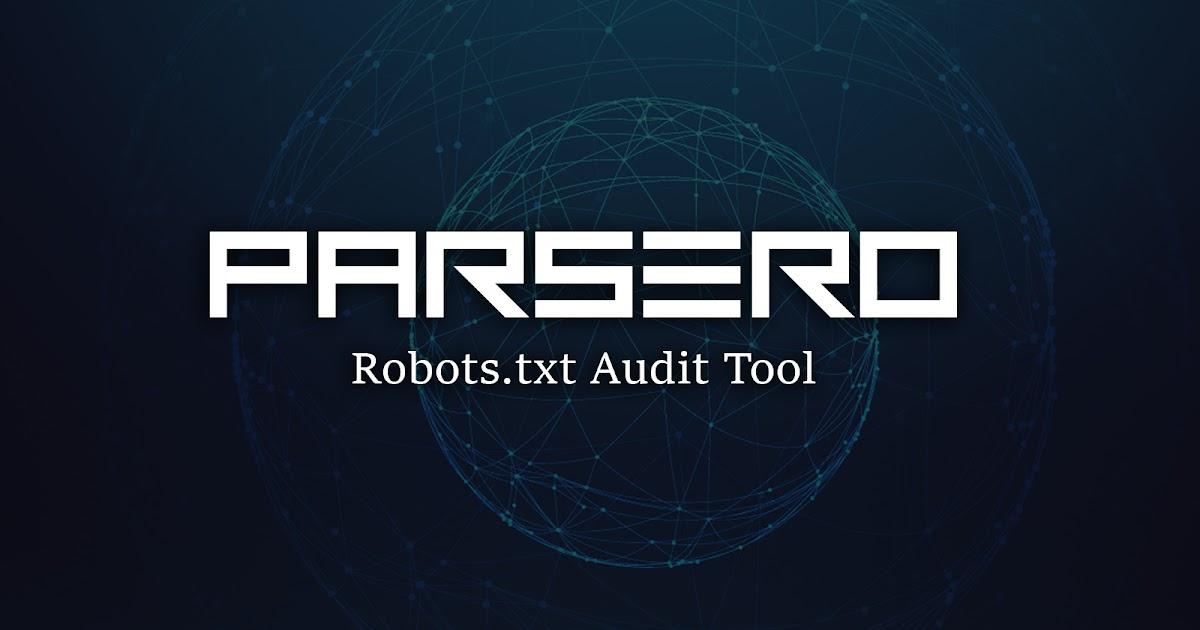 Robots.txt Audit Tool