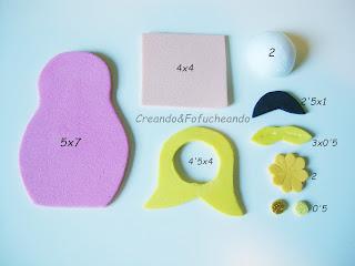 piezas-y-medidas-matrioska-bola-numero-2-cartel-con-fofuchas-matrioskas-en-goma-eva