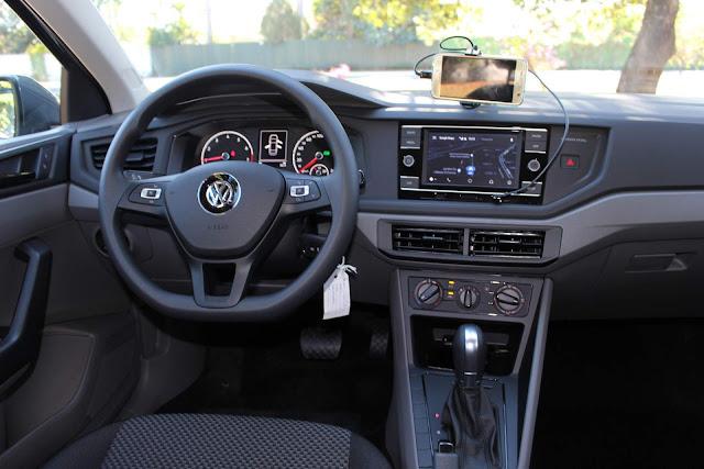 Novo VW Polo MSI Automático 2019