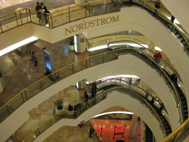 Loja de departamento Nordstrom em San Francisco