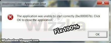 Cara Mengatasi Error 0xc00007b Di Game Paladin