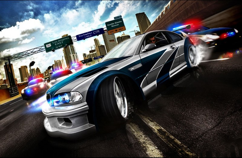 تحميل لعبة need for speed most wanted كاملة من ميديا فاير