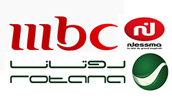 iptv arabic channels : Art  Aflam-Rotana Music-MBC 04/03