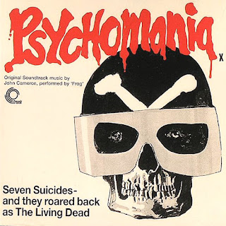 Die with me and live forever: Psychomania  (1971)