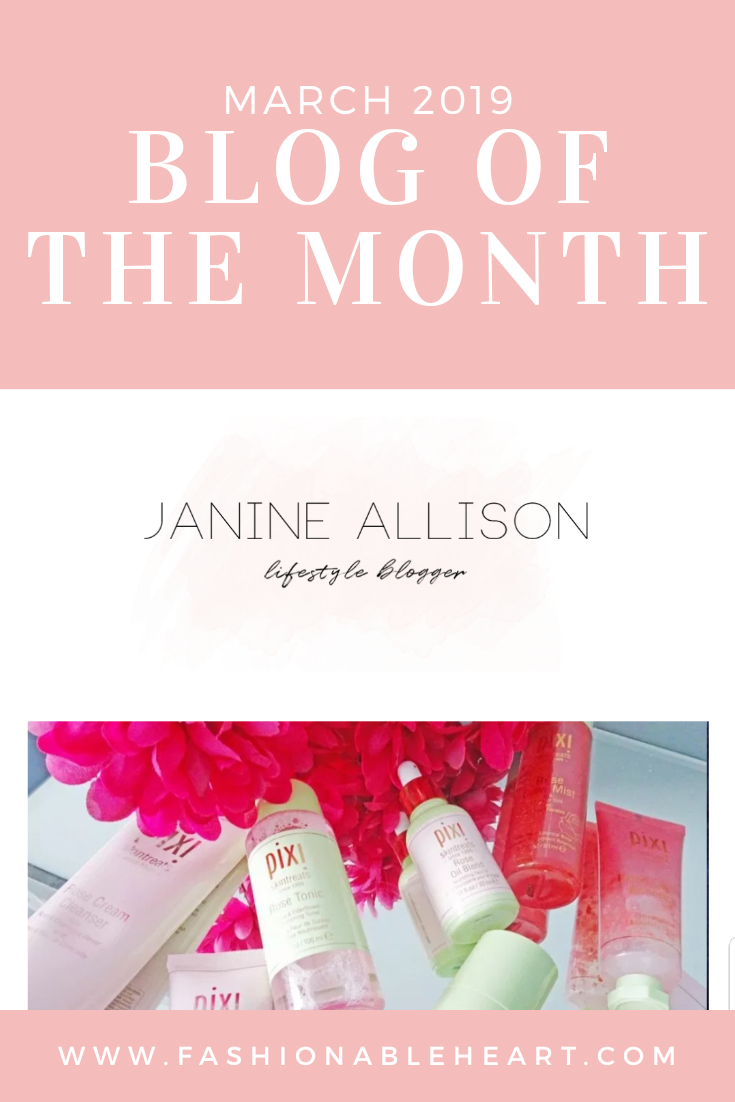 bblogger, bbloggers, bbloggerca, canadian beauty blogger, beauty blog, lifestyle, janine allison, featured blog, blog of the month