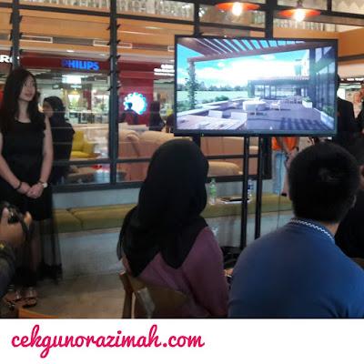 protasco group, de centrum mall, de centrum mall kajang, perasmian de centrum mall, elfira loy, elfira loy di de centrum mall