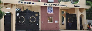 Federal Polytechnic Oko (OKOPOLY) School Fees Schedule