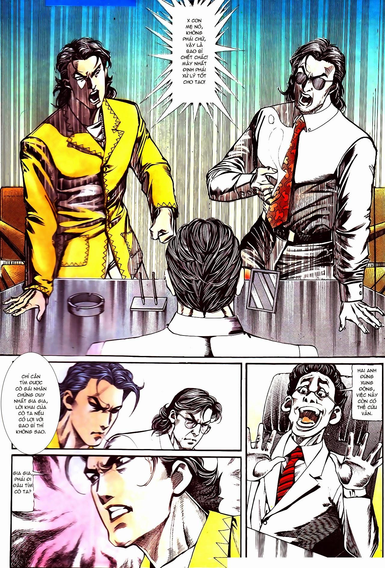 Người Trong Giang Hồ chapter 119: tù chung thân trang 14