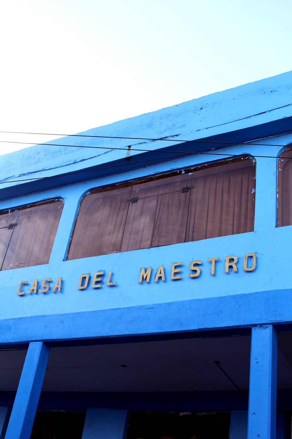 Casa del Maestro, Puno, Peru - travel blog