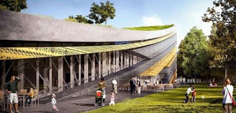 Erősíti a befektetések növekedését a Néprajzi Múzeum új épületének nemzetközi díja is